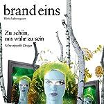brand eins audio: Design |  brand eins