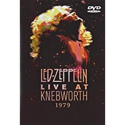 Led Zeppelin Live At Knebworth 1979