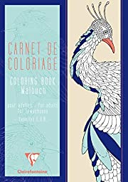 Clairefontaine Artist Coloring Book: Nature