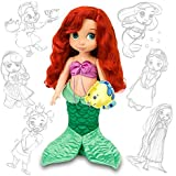 Disney Animators' Collection Ariel Doll -- 16in HIGH
