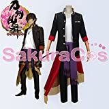 【SAKURA】刀剣乱舞 大倶利伽羅 コスプレ衣装