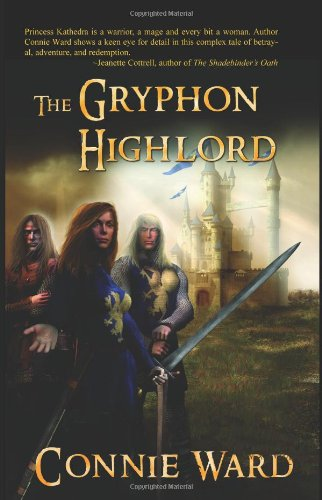 Large book cover: The Gryphon Highlord