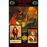 Gulliver's Travels - The Master Edition [Illustrated] (Wonderland Imprints Master Editions Book 7) ~ Jonathan Swift