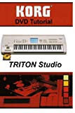 Korg Triton Studio (Vol I) DVD Video Training Tutorial Help