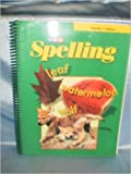 img - for SRA Spelling, Level 4, Teacher's Edition book / textbook / text book