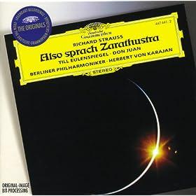 R. Strauss: Also sprach Zarathustra, Op.30 - Das Grablied