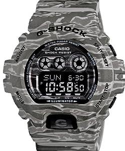 [カシオ]Casio 腕時計 G-SHOCK Camouflage Series 【数量限定】 GD-X6900CM-8JR メンズ