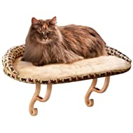 K&H Kitty Sill Deluxe Cat Bed
