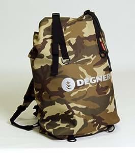 デグナー(DEGNER) マルチレインバッグ ポリエステル・PVC 50x30x18cm カモフラージュ NB-12