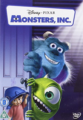 Monsters, Inc. - Standard Edition [UK IMPORT]