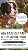 Why Dogs Eat Poop and Other Useless or Gross Information About the Animal Kingdom
