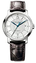 Luxury Watches Sale - Baume & Mercier Men's Classima Automatic Leather Strap Watch #8791 :  baume mercier luxury watches sale baume mercier mens watch baume mercier watch