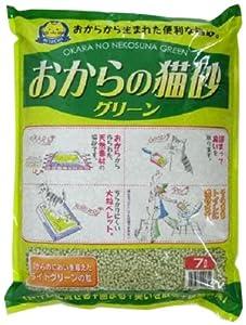 おからの猫砂 グリーン 7L
