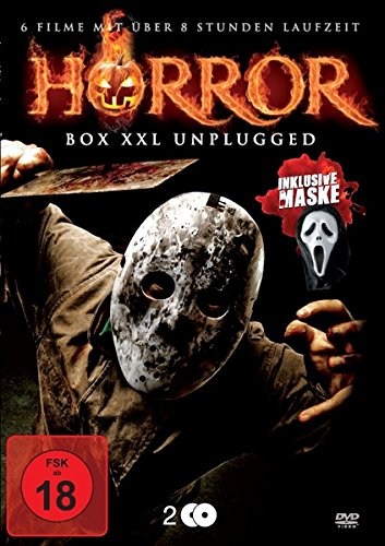 Horror Box XXL Unplugged [2 DVDs]