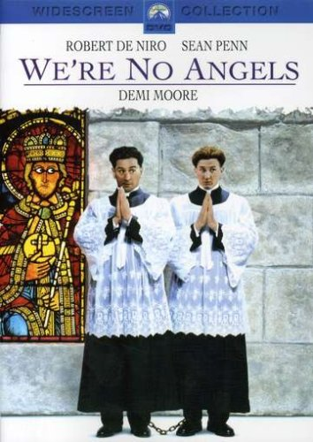 We're No Angels [DVD] [1990] [Region 1] [US Import] [NTSC]