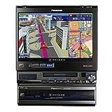 松下電器産業 7V型ワイドVGAインダッシュTV/MD AVシステムDVD /CD内蔵HDDカーナビステーション CN-HDS955MD