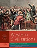 img - for Western Civilizations: Their History and Their Culture (Brief Third Edition) (Vol. 2) book / textbook / text book