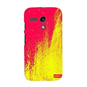 Gobzu Printed Back Covers for Moto G1 / Moto G (1st Gen) - Abstract-3 PY