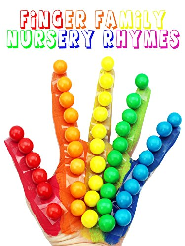 Family Finger Nursery Rhymes