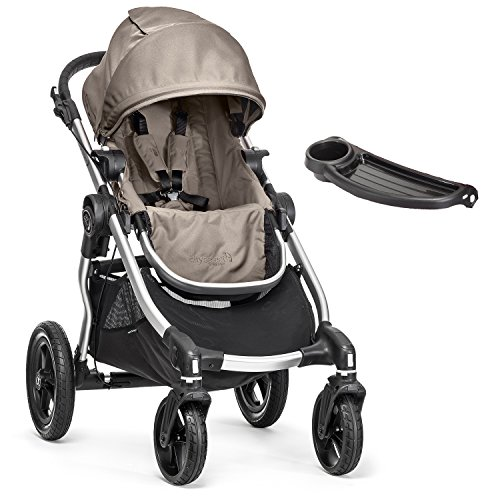 Baby Jogger City Select Stroller, Quartz With Child Tray front-854790