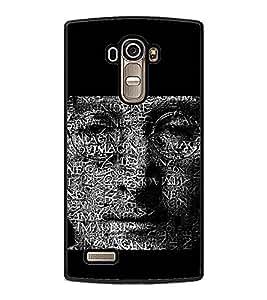 PRINTSWAG TYPOGRAPHY Designer Back Cover Case for LG G4