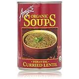 Amy's Curried Lentil Soup, 14.5 Oz
