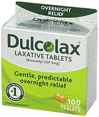 Dulcolax Laxative Tablets for Women
