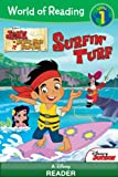 World of Reading Jake and the Never Land Pirates: Surfin' Turf