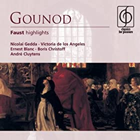 Faust - opera in five acts (1989 Digital Remaster), Act III: O nuit d'amour, ciel radieux (Marguerite/Faust)