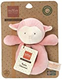 Miyim Rattle Organic Cotton Soft Toy (Lamb) by miYim
