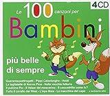 Le 100 Canzoni Piu Belle Per Bambini (Box)