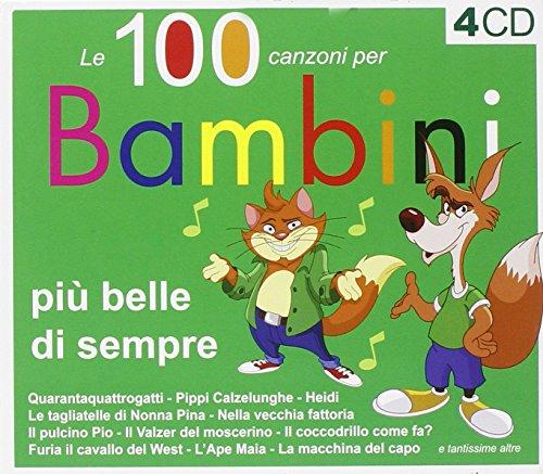 le-100-canzoni-piu-belle-per-bambini-box