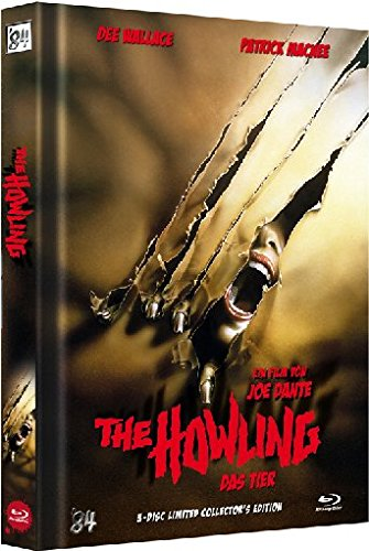 Das Tier 1 - The Howling [Blu-ray] [Limited Collector's Edition] [Limited Edition]