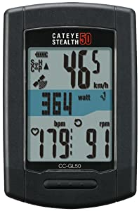 Cateye Stealth 50 Gps Computer Ant+ Enabled