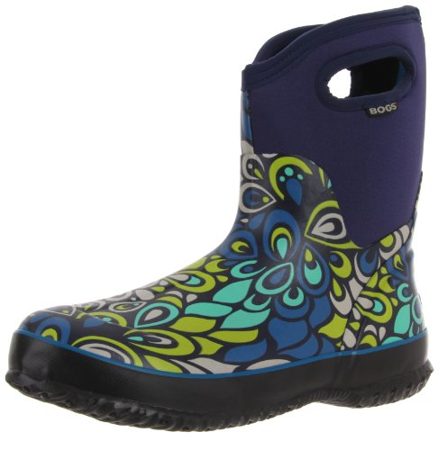 Bogs Women's Classic Mid Vintage Waterproof Boot