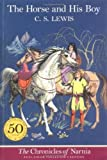 Image of The Horse and His Boy (The Chronicles of Narnia, Full-Color Collector's Edition) by Lewis, C. S. unknown Edition [Paperback(2000)]