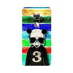 Digi Fashion Designer Back Cover with direct 3D sublimation printing for LeTV Max 2