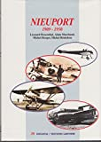 img - for Nieuport 1909 - 1950 book / textbook / text book