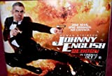 Collectible Johnny English Reborn: Uk Quad Film Poster