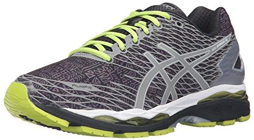 asics-mens-gel-nimbus-18-lite-show-running-shoe-black-silver-sulphur-spring-10-m-us