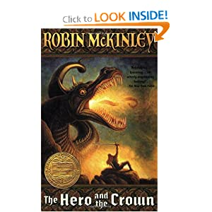 The Hero and the Crown by