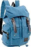 snipping 大容量 リュック アンティーク リュックサック 大学生 高校生 メンズ レディース 幅広く使える タイプ ブルー