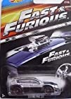 HOT WHEELS 2015 FAST AND FURIOUS RELEASE EXCLUSIVE SILVER/BLACK SUBARU WRX STI #7/8 DIE-CAST