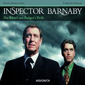Die Rätsel von Badger's Drift (Inspector Barnaby 1) Hörbuch
