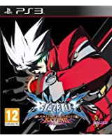 Blazblue continuum shift : extend