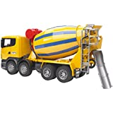 Bruder 3554 Scania R-Series Cement Mixer Truck