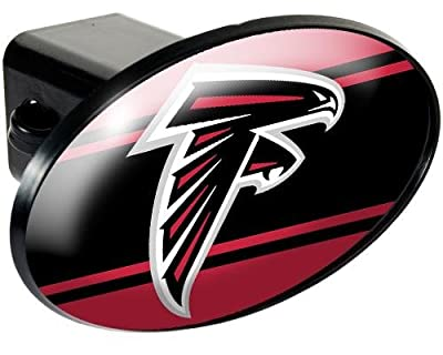 NFL Atlanta Falcons Trailer Hitch Cover