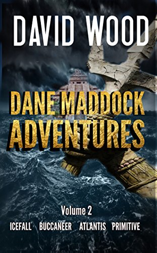 The Dane Maddock Adventures Volume 2 by David Wood ebook deal