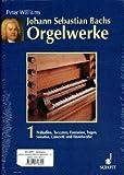 Johann Sebastian Bachs Orgelwerke, 3 Bde.