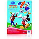 Disney Mickey Mouse Clubhouse Wall Stickers
